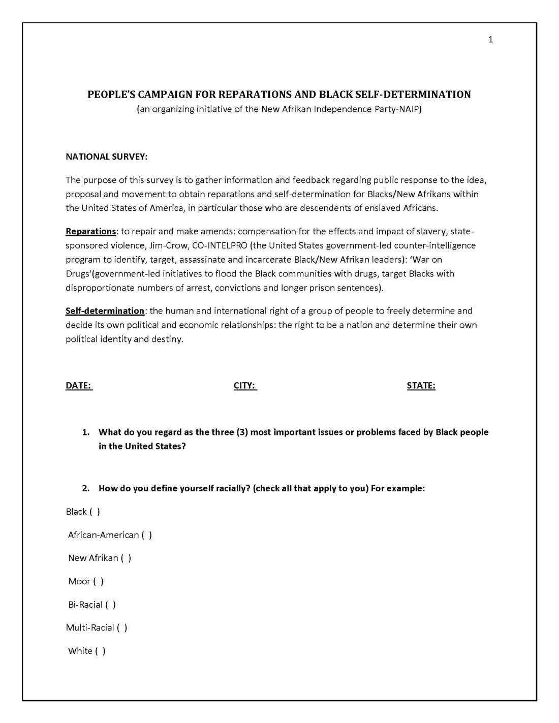 National Survey-Reparations and Black Self-Determination_Page_1